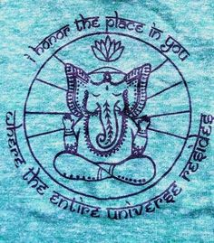 Ganesh namaste