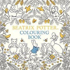 Amazon.fr - The Beatrix Potter Colouring Book - - Livres