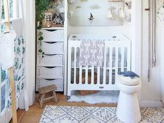 A few alternatives to putting baby in the corner.