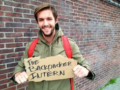 Meet The Backpacker Intern