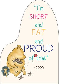 Ok I'm not short or fat, but this still made me smile.