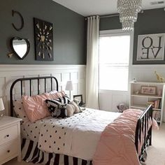Teen Girl Bedrooms - A pleasing yet alluring info of teen room strategies. For extra super fantastic teen girl bedroom decor examples please press the link to study the article 8187054815 this instant. Bedroom Ideas For Teen Girls, Cute Teen Bedrooms, Teenage Girl Bedroom Designs, Teen Girl Rooms, Room Ideas Bedroom, Teen Room Decor, Small Room Bedroom, Girl Bedrooms, Small Rooms