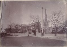 The Holy Trinity Cathedral in Shanghai C 1900