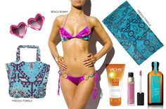Pack your beach bag: Must-haves for the beach bag