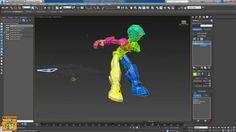 3ds max 2016 Cat Animation Presentazione