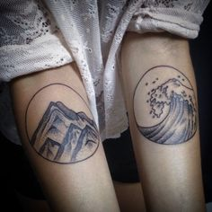 tattoo mountains - Google Search