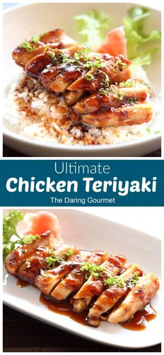 Saucy, succulent, and sure to satisfy, this Chicken Teriyaki rivals your favorite takeout or restaurant version and is sure to become a regular favorite!
