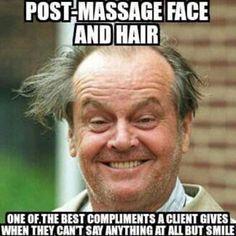 Haha! So true! #royaloakmassage #massagetherapy #royaloak
