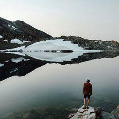 Taking in the views from Slocan Lake in BC's Kootenays.  (photo: @mikeseehagel via Instagram) #exploreBC #explorecanada