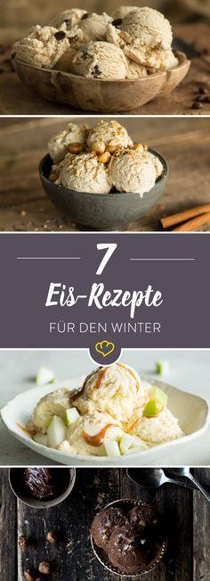 Ob als süßes Comfort Food für gemütliche Stunden oder cremiges Dessert nach einem leckeren Menü – 7 himmlische Eisrezepte zum Schlemmen und Verwöhnen.