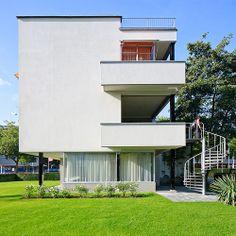 Casa Sonneveld, Rotterdam, Holanda