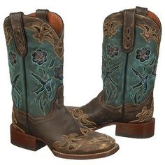 Dan Post Boots Women's CC Bluebird DP2914,Copper Sanded Leather,US 7.5 M Dan Post. $209.99