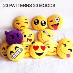 #Emoji stuffed cushion #smiley emoticon #plush toy doll girl kids sofa couch pill,  View more on the LINK: http://www.zeppy.io/product/gb/2/281744190982/