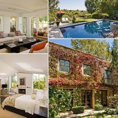 Naomi Watts and Liev Schreibers awsome house and may I say its so cute!!!!!