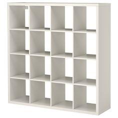 KALLAX Estantería - blanco - IKEA