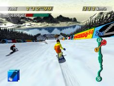 1080 Snowboarding !! Nintendo 64. Then someone stole it