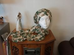 jeanne c. - I am  retired and spending my time crocheting and selling on line, and enjoying my family.