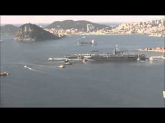 VIDEO: The USS George Washington arrives in Busan, Korea - YouTube 10/03/2013 POSTED 10/04/2013