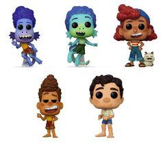 Disney Parks, Disney Pixar, Mysterious Sea Creatures, Maya Rudolph, Funko Pop Toys, Gun Rooms, Disney Shows, Mystery Minis, Pop Figures