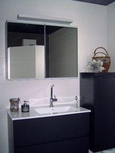 Een badkamer gerealiseerd door Sanidrome Ester Oom in Goes.