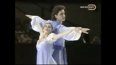 1992: Ekaterina Gordeeva & Sergei Grinkov