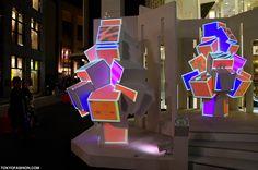 light sculptures - Google Search