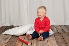 HAUVA - resorineulos pusero HAUVA-rib pullover ( 49 eur) / HAUVA- rib pullover (49 eur) www.anne.fi  #organiccotton #organic #childrensknitwear #lastenneuleet #ecological