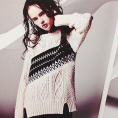 Fur Fur  Knit textures