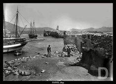 Old Photos, Vintage Photos, History Of Photography, Paros, Greece, River, Country, Outdoor, Memories