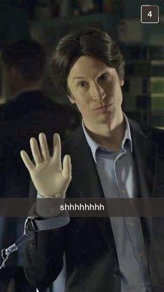 21 Snapchats From Sherlock