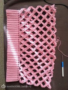 Крючком кофта: Кофта сетка крючком.Давайте вязать вместе) кофта сетка крючком | Метки: связывать, схема, описание, пуловер, ромб Crochet Tunic, Crochet Clothes, Diy Clothes, Crochet Hooks, Crochet Bikini, Knit Crochet, Sweater Knitting Patterns, Knitting Stitches, Free Knitting