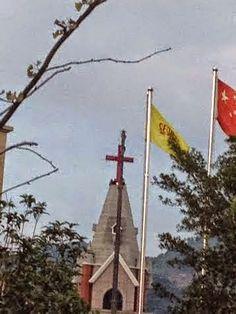 Zhejiang authorities take advantage of Christians leaving for harvest to demolish church's cross ~ CHINAaid
