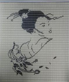 Geisha vliegengordijn speciaal gemaakt voor tuindeuren, dit prachtige gordijn is te bestellen op www.decocreations.nl. Bezoek onze website voor nog veel meer vliegengordijnen.