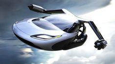 Forget driverless cars: Flying vehicles are almost here