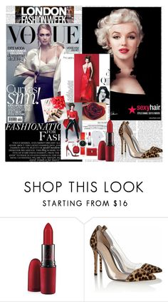 Designer Clothes, Shoes & Bags for Women Mac Cosmetics, Shoe Bag, Polyvore, Collection, Design, Women, Woman