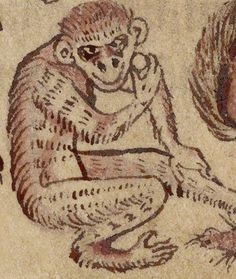 The Manuscript Files: An Impish Ape in a Medieval Zooblogs.getty.edu