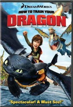 How to Train Your Dragon I (2010)