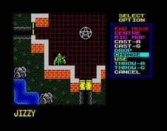 Image result for zx spectrum games