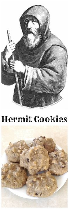 Hermit Cookie Recipe From Scratch - LADYMERMAID