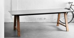 Best dining table: 'T1′ table by byKato for Brødrene Andersen