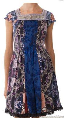 Beaded dress by Odd Molly