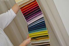 Il velluto...mille colori e sfumature per creare tendaggi esclusivi ed eleganti! www.imel4.com #madeinItaly #arredamento #casa