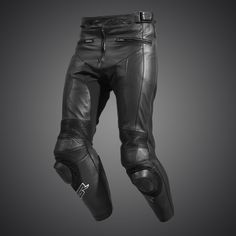 TR2 leather trousers