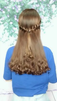 If you are wanting to properly manage your hair, look no further. You have found the answer to your most pressing hair type. Easy Hairstyles For Long Hair, Ponytail Hairstyles, Pretty Hairstyles, Hairstyles Videos, Hairstyles For Dances, Easy School Hairstyles, Easy Braided Hairstyles, Disney Hairstyles, Ponytail Haircut