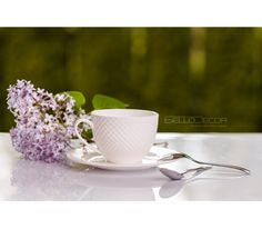 Villa Italia Bari - Zestaw do herbaty/kawy porcelanowa filiżanka kawa herbata, kawa na tarasie