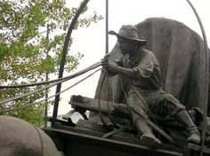 Pioneer Courage Park. Omaha, NE
