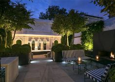 This listing is no longer on Mansion Global. Find out more about the luxury home listing for Upper Brook Street, Mayfair, London, United Kingdom with Mansion Global Gazebo, Pergola, Mayfair London, London Garden, Luxury Homes, Sweet Home, Home And Garden, Real Estate, Outdoor Structures