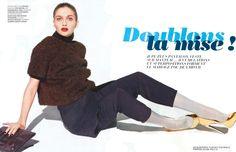 Comptoir des Cotonniers - ELLE - Novembre 2012 (Pantalon)