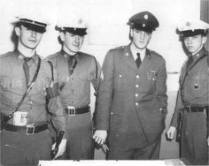 Elvis - Ernest Harmon Air Force Base, Stephenville, Newfoundland March 2, 1960