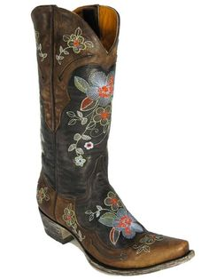 Old Gringo Bonnie Womens Boots Brass L649-1   Old Gringo   Boot Star.  New must-haves!